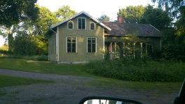 Skolan som den såg ut 2012 när vi köpte det