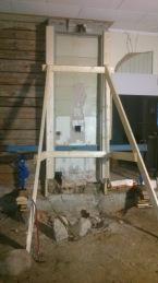Renovering av murstocken